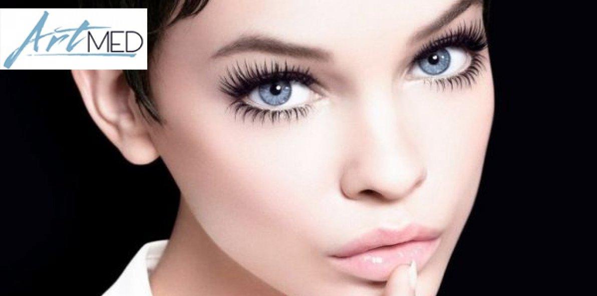 Как подчеркнуть большие глаза макияжем