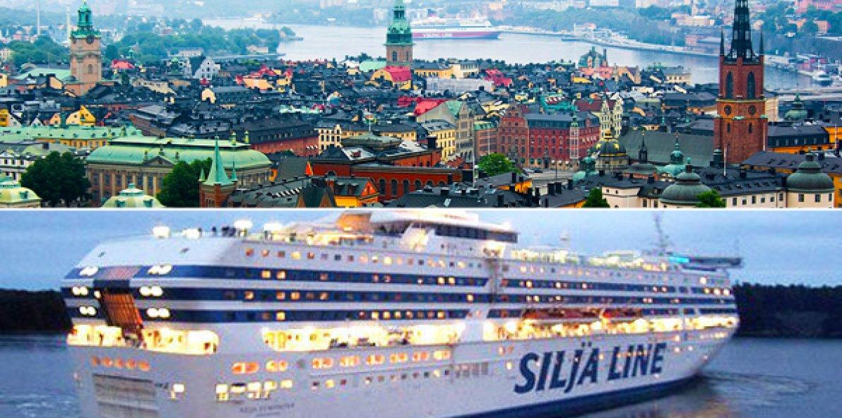 Туры на новый год на пароме в швецию из спб
