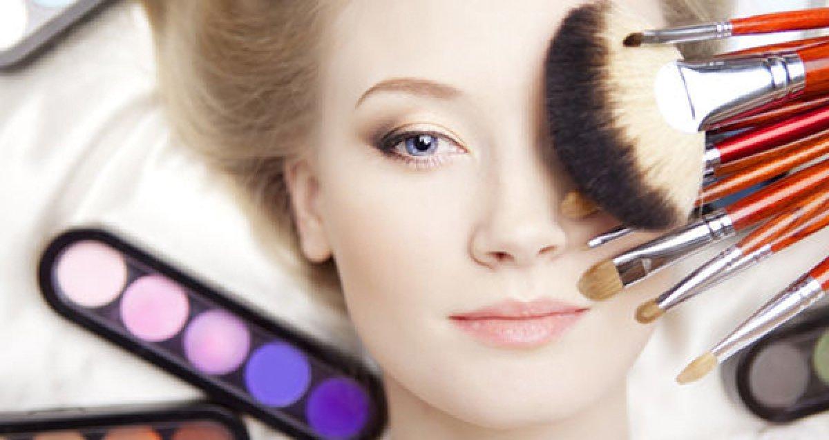 Фото мастер класса по макияжу