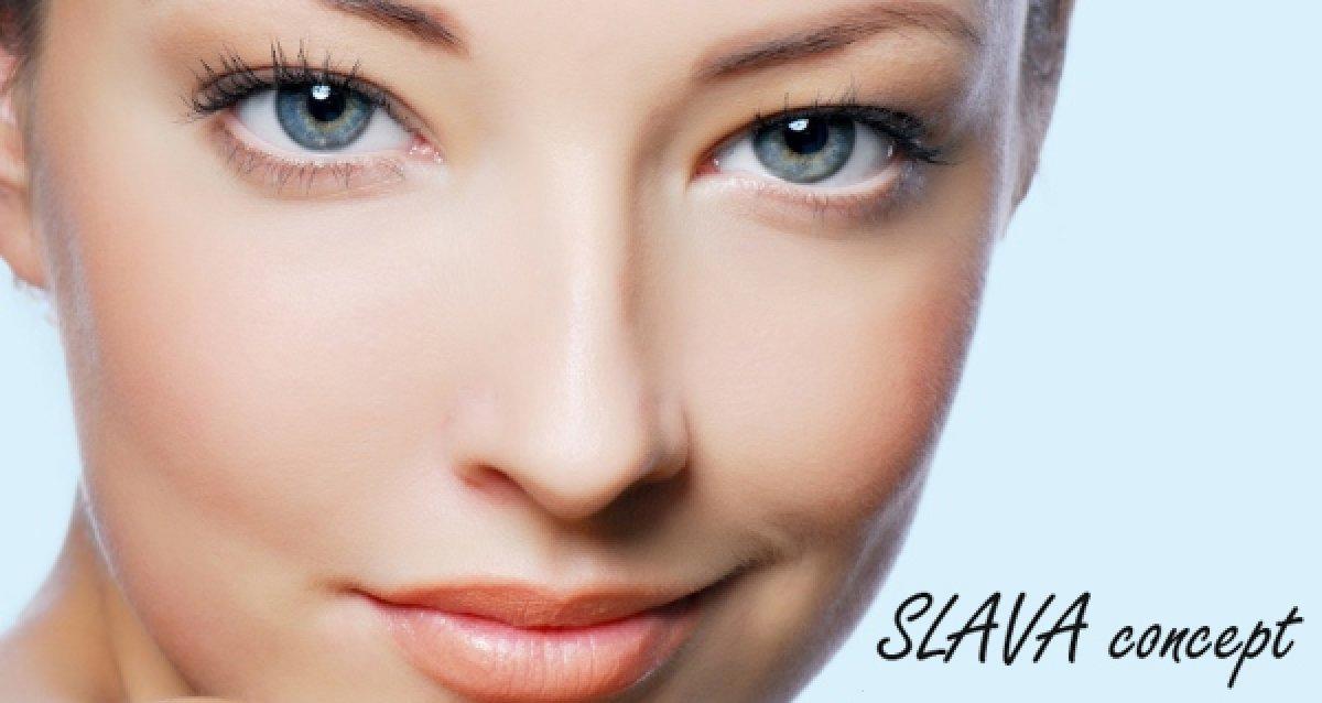-70% на косметологию в центре SLAVA concept