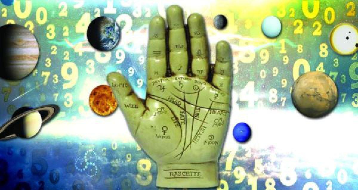 Хиромантия гадания руке онлайн бесплатно на судьбу