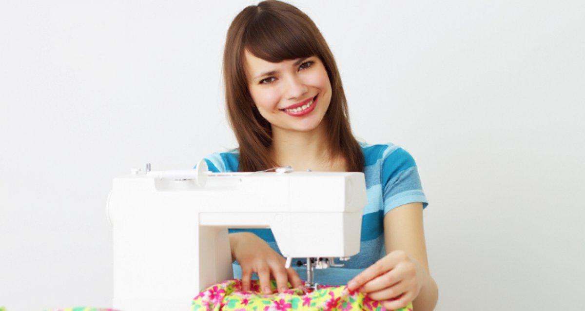 Швейная машинка для современной хозяйки