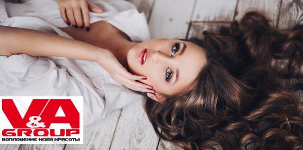-69% на услуги для волос в сети салонов V&A GROUP