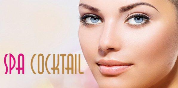 -45% на косметологию в салоне SPA COCKTAIL