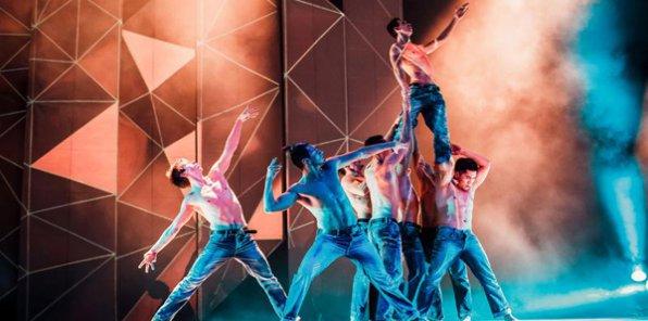 -50% на танцевальное 3D-шоу Elements