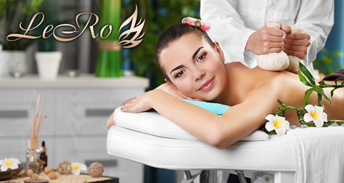 -72% на SPA-программы и массаж в LeRo