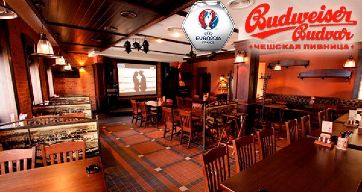Чешский ресторан Budweiser Budvar! Скидка 50% на меню, чешское пенное фирменного бренда и другие напитки
