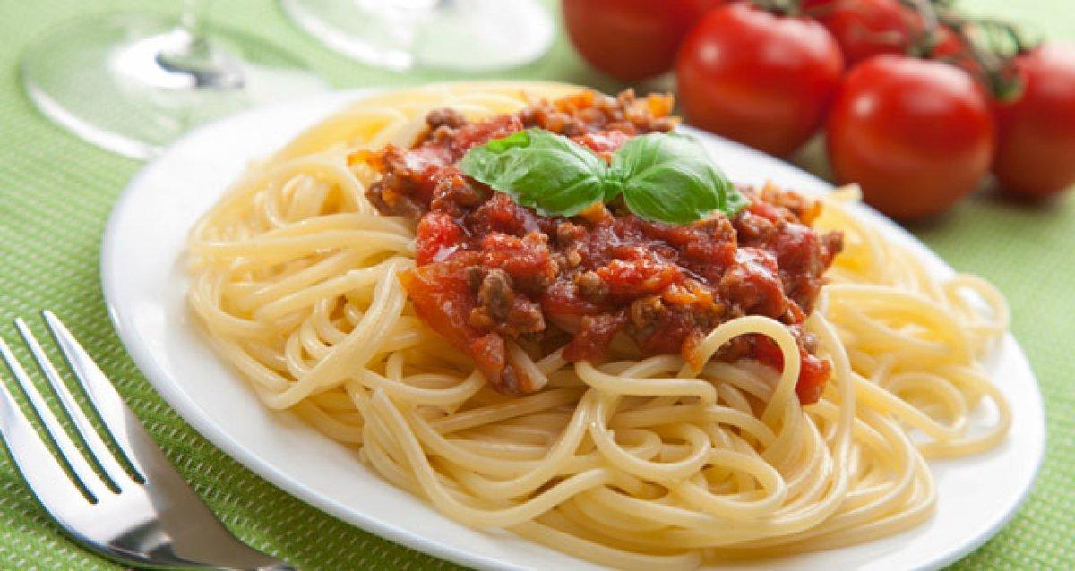 Спагетти за пять минут