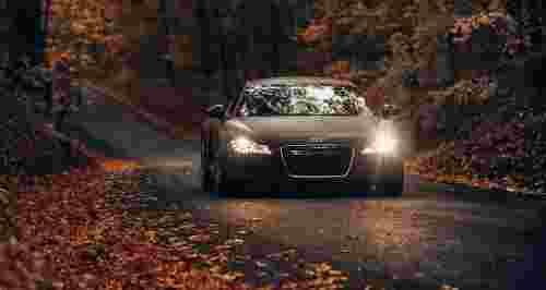 Осенние процедуры для авто