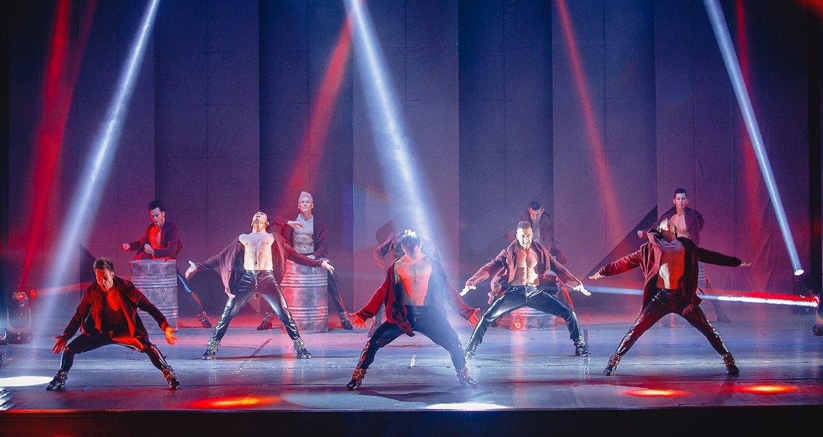-50% на билеты на 3D-шоу Revolution