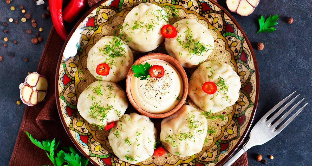 -50% в кафе грузинской кухни «Хванчкара»
