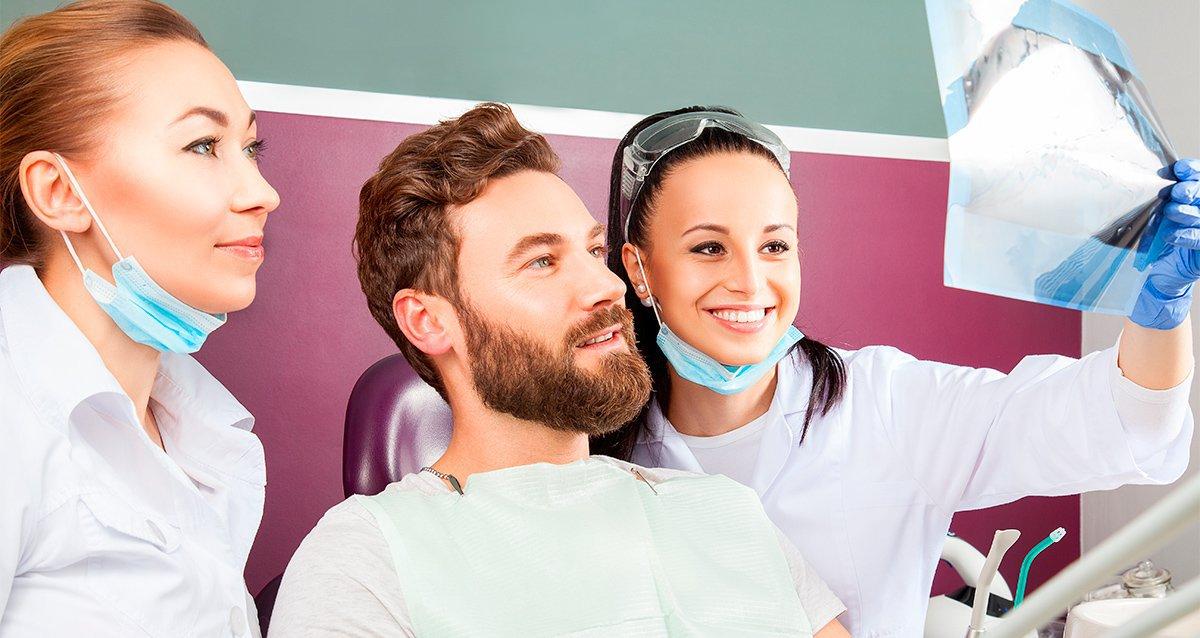 -75% на услуги стоматологии «Мир улыбки»
