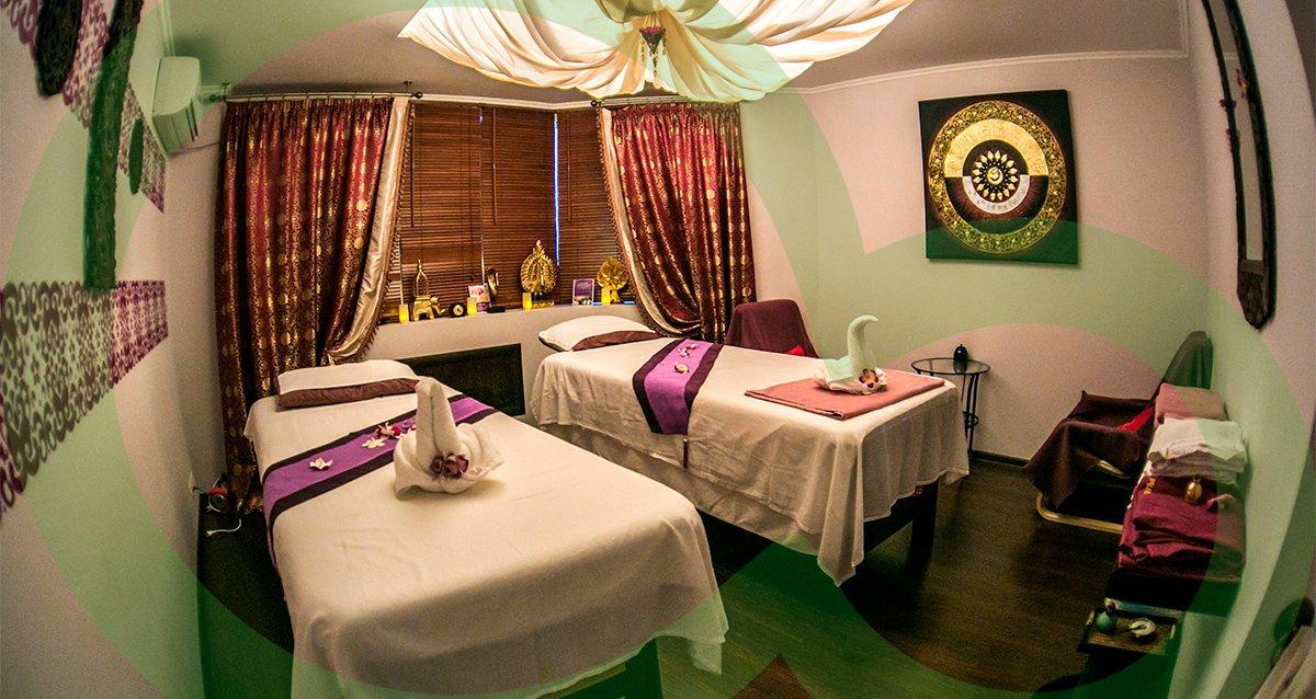 -50% на массаж, SPA в салоне Тайского и Балийского массажа