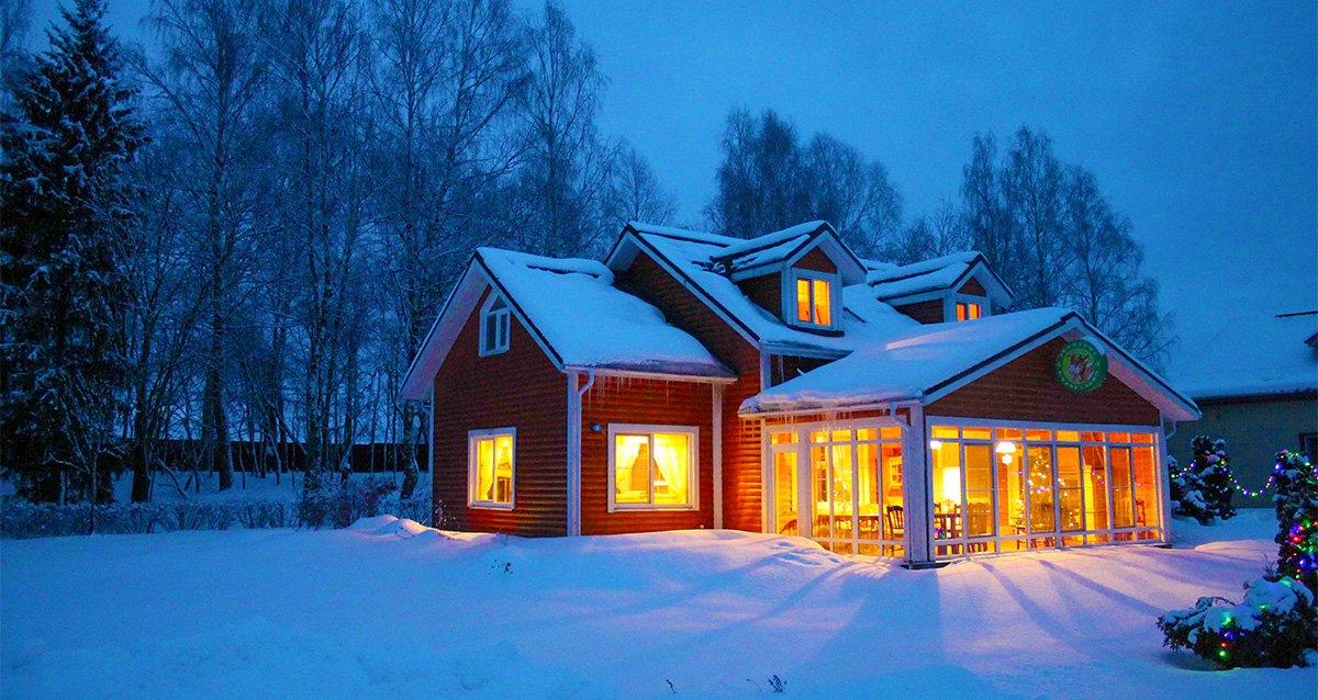 Поиск домов отдыха в подмосковье