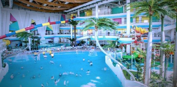 1089 р. за термы + аквапарк в «Мореон»