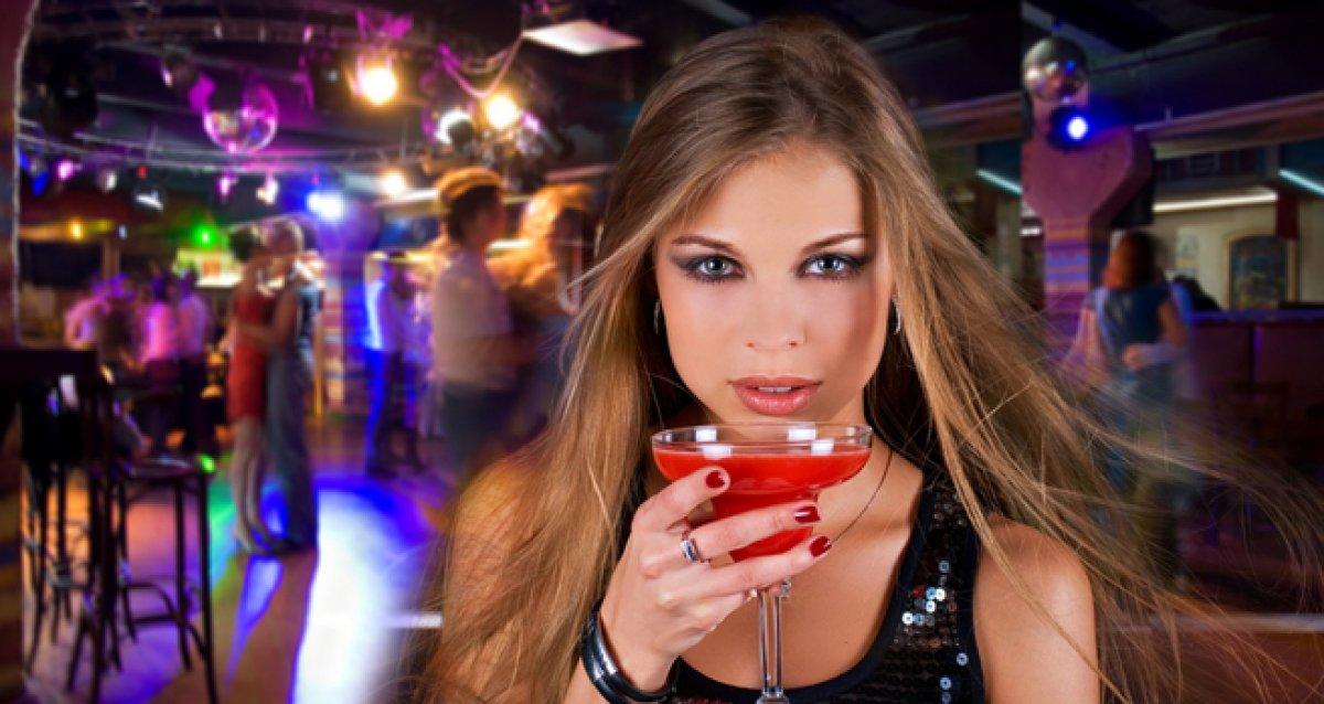 Картинки ночном крутые клубе в девушек