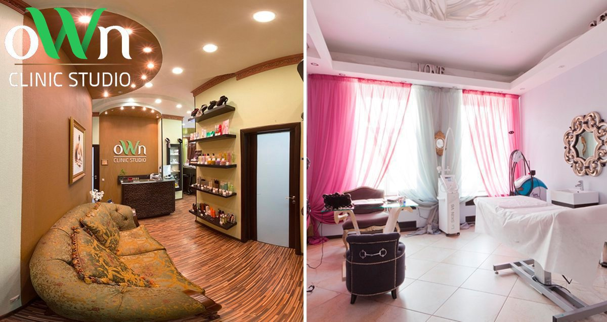 -50% на массаж в OWN Clinic Studio