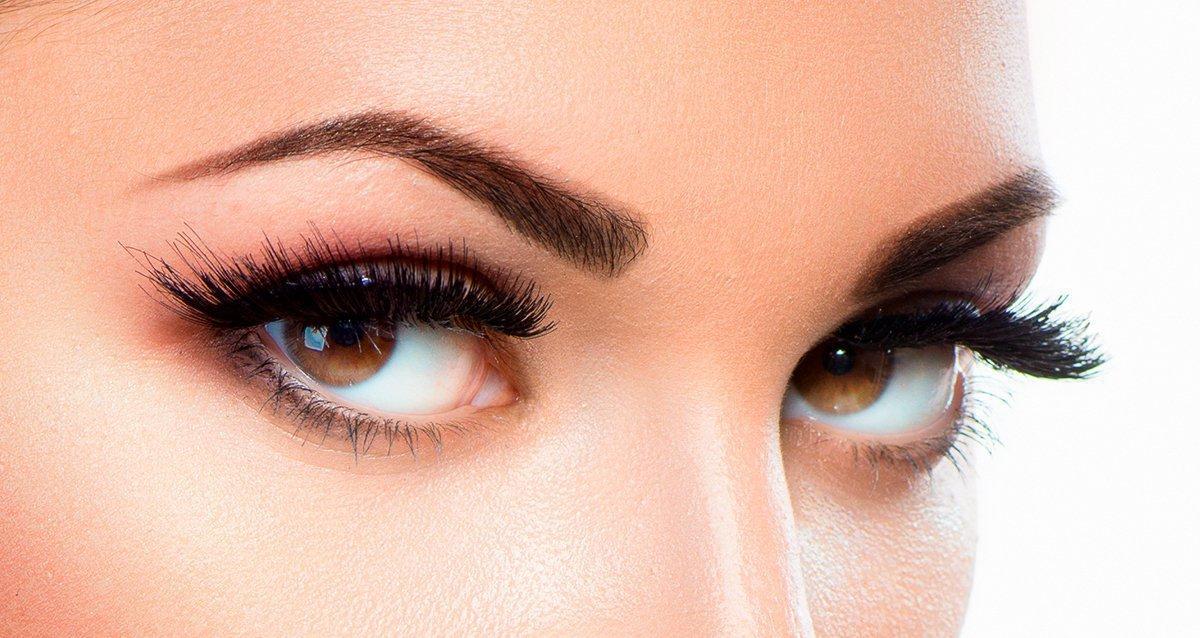 -57% на наращивание ресниц, перманентный макияж
