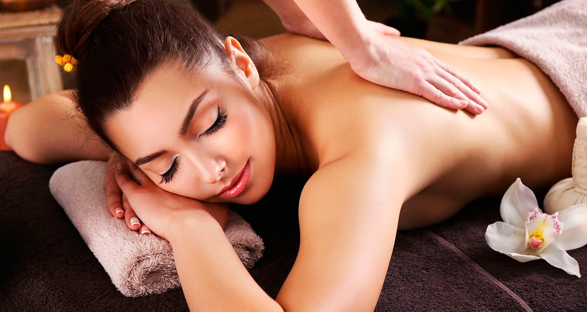 -50% на массаж и SPA-программы