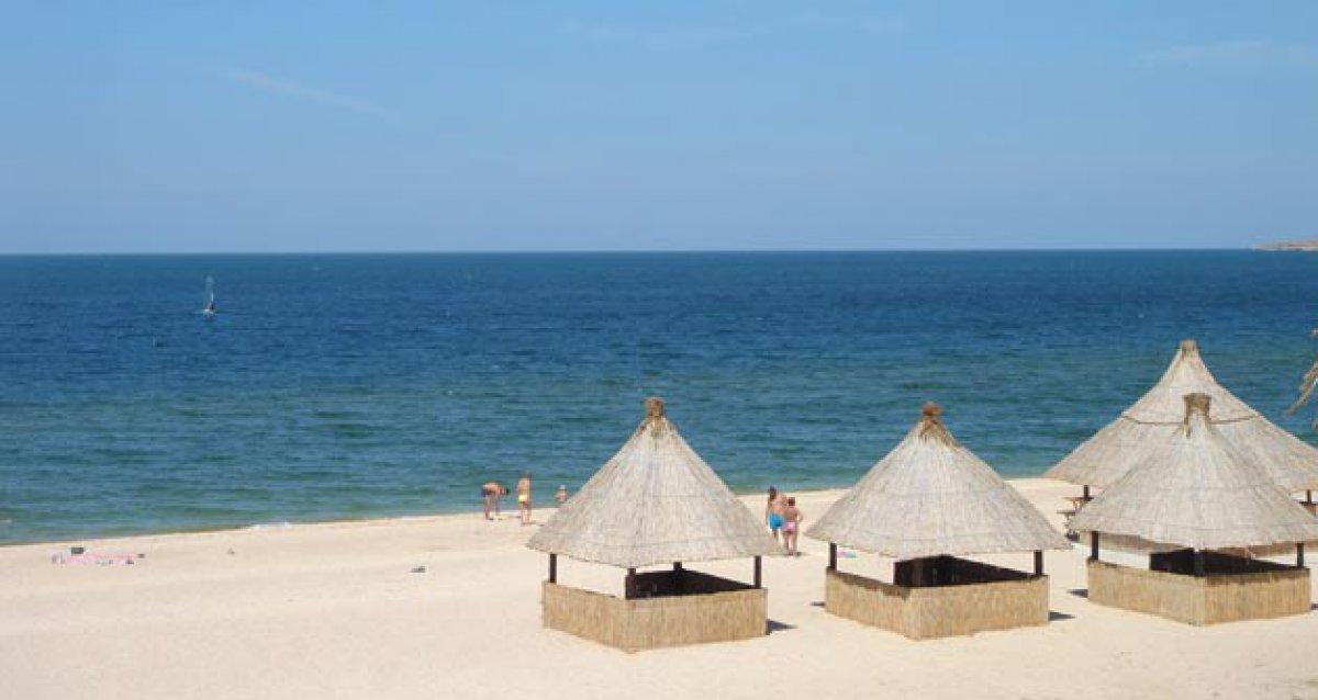 Пансионат «Крымские дачи» - отдохни на берегу моря!