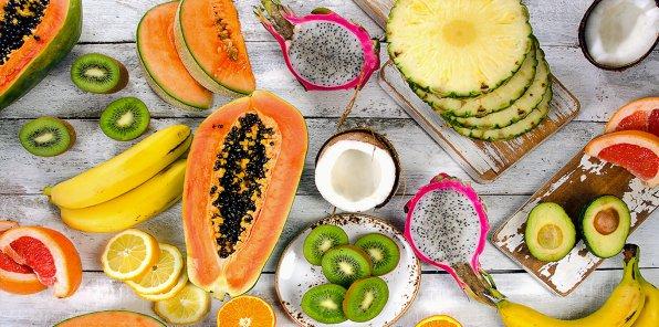 -500 р. на экзотические фрукты в интернет-магазине Broccoli