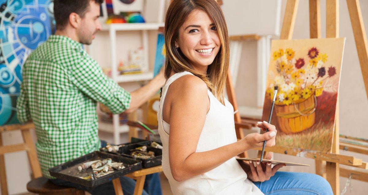 -54% на мастер-классы от студии рисования Matita