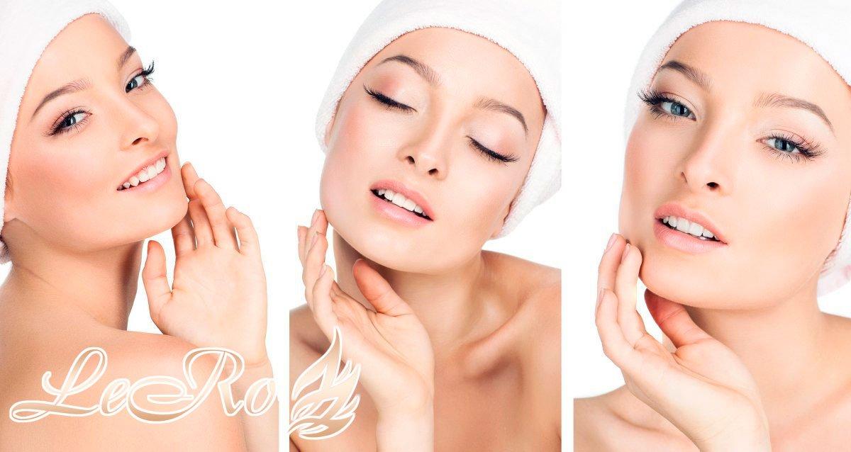 -72% на косметологию в салоне красоты LeRo