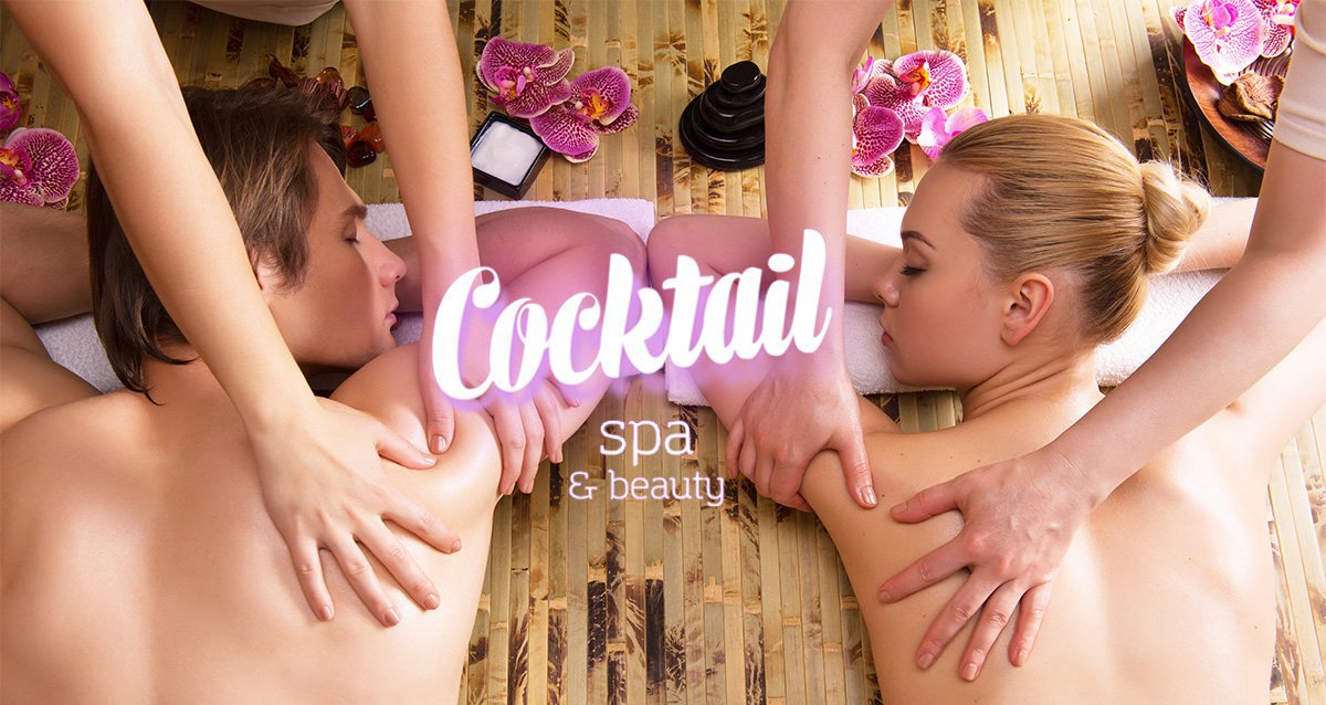-70% на услуги SPA-салона SPA COCKTAIL