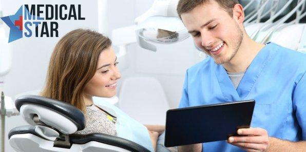 -44% на стоматологию в центре «МедСтар»