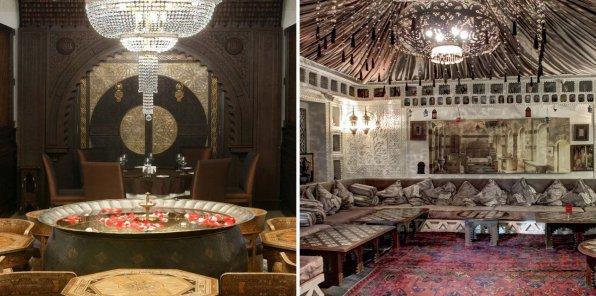 -40% на все в ресторане «Дамас» у м. Китай-город