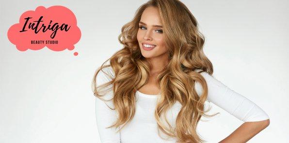 -80% на услуги для волос