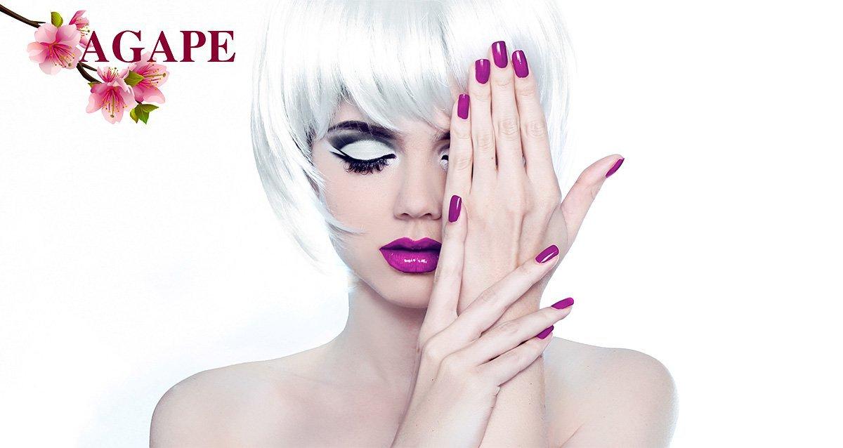 -89% на ногтевой сервис в салоне AGAPE