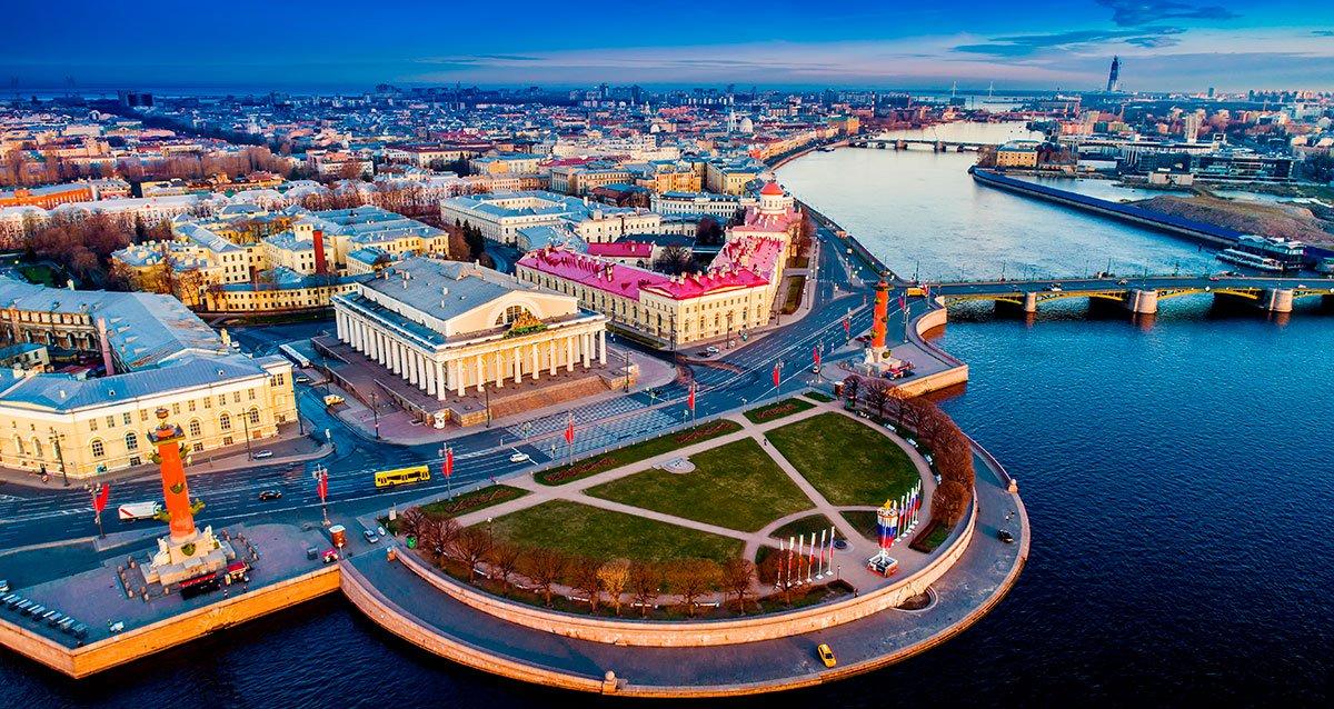 -90% на автобусные экскурсии по Санкт-Петербургу