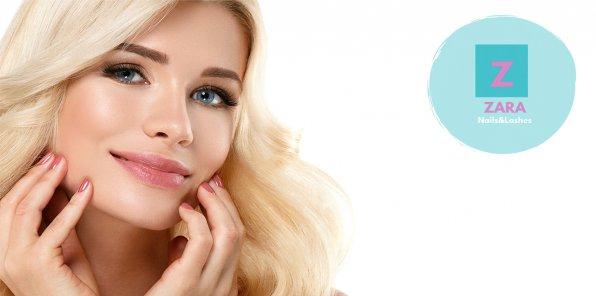 -74% на наращивание ресниц в салоне красоты AGAPE