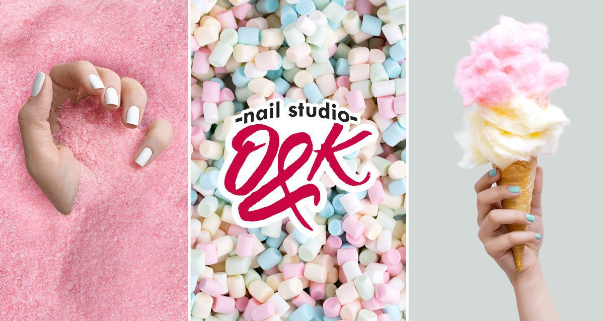 -90% на ногтевой сервис в студии красоты O&K