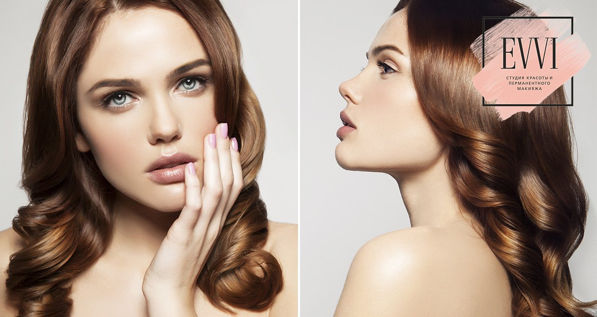 -84% на услуги для волос в студии EVVI