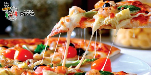 -50% на пироги и пиццу от доставки «Лана Пицца»