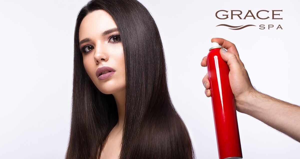-67% на услуги для волос в SPA-салоне GraceSPA