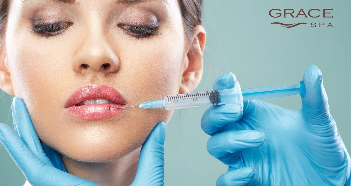 -80% на инъекционную косметологию в GraceSPA