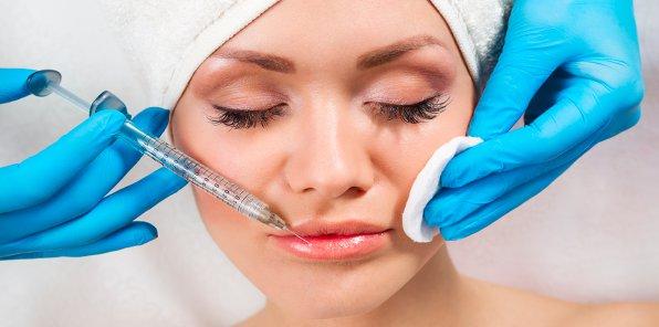-78% на инъекционную косметологию