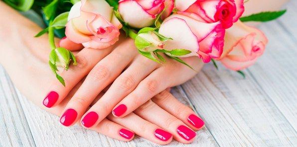 -82% на услуги для ногтей в центре города
