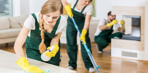 -77% на уборку квартир и домов