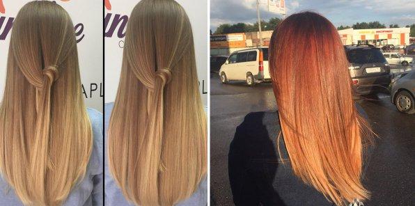 До -70% на услуги для волос в салоне Sun Shine
