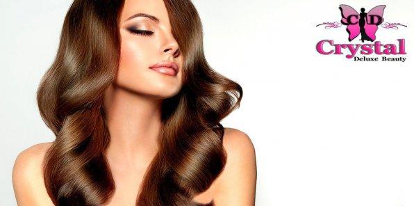 -90% на все услуги для волос + 3 услуги в подарок!
