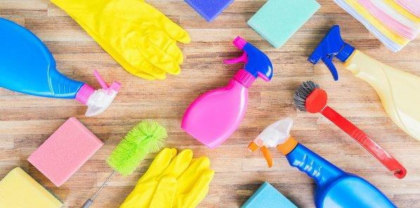 -67% на мытье окон, уборку