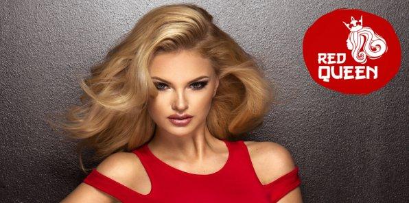 -65% на парикмахерские услуги в салоне красоты Red Queen