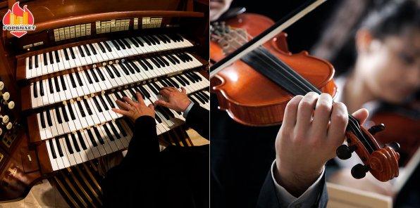 -50% на концерты классической музыки