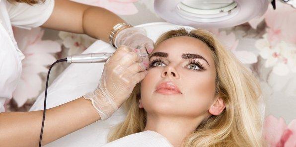 -65% на услуги для бровей и ресниц в «Кабинете косметологии»