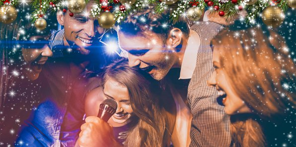 -50% на новогоднюю ночь в караоке-клубе «Соло»