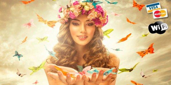 -80% на ногтевой сервис в студии красоты «Бабочка»